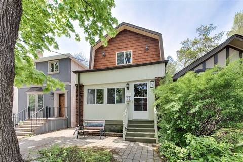 House for rent at 376 Cleveland St Toronto Ontario - MLS: C4570136