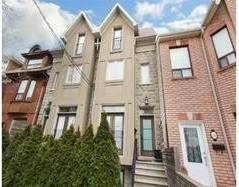 Townhouse for rent at 376 Lippincott St Toronto Ontario - MLS: C4622331