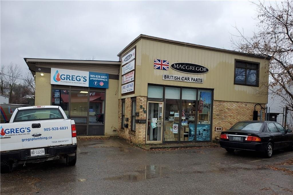 Commercial property for sale at 376 Mill St Dundas Ontario - MLS: H4093956
