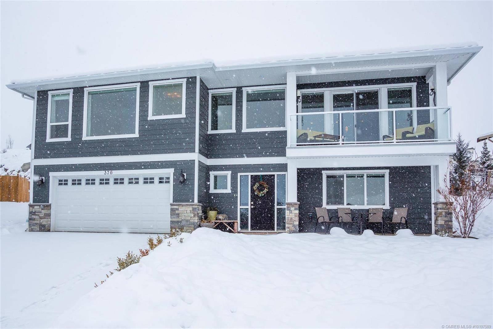 House for sale at 376 Trumpeter Ct Kelowna Bc British Columbia - MLS: 10197589