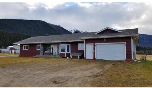 House for sale at 3765 Eddy Rd Mcbride British Columbia - MLS: R2325971
