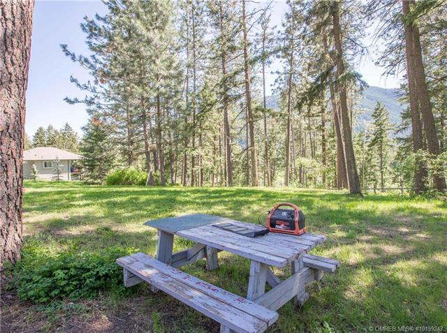 For Sale: 3765 Whispering Pines Frontage Road, Falkland, BC   2 Bed, 1 Bath House for $399,999. See 22 photos!