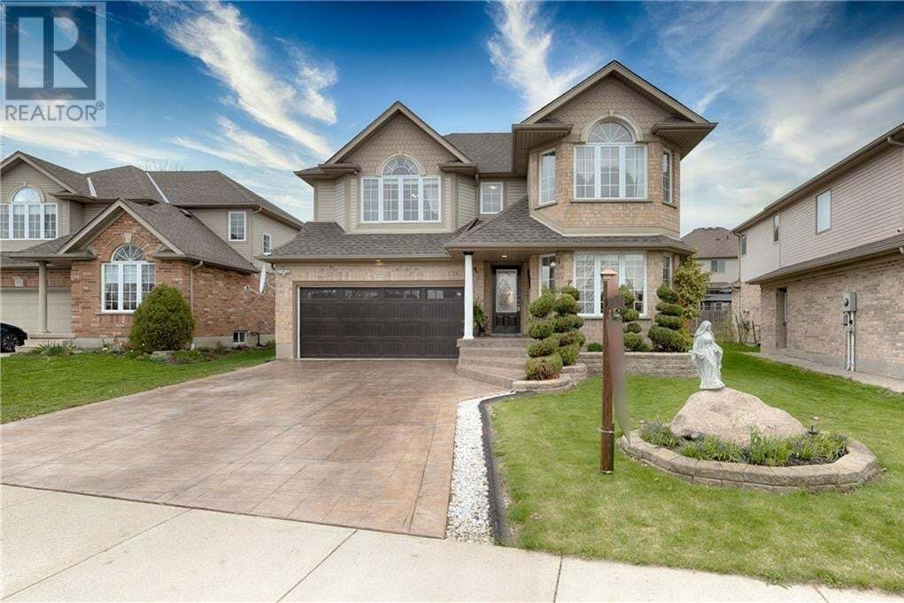 House for sale at 377 Auburn Dr Waterloo Ontario - MLS: 30819398