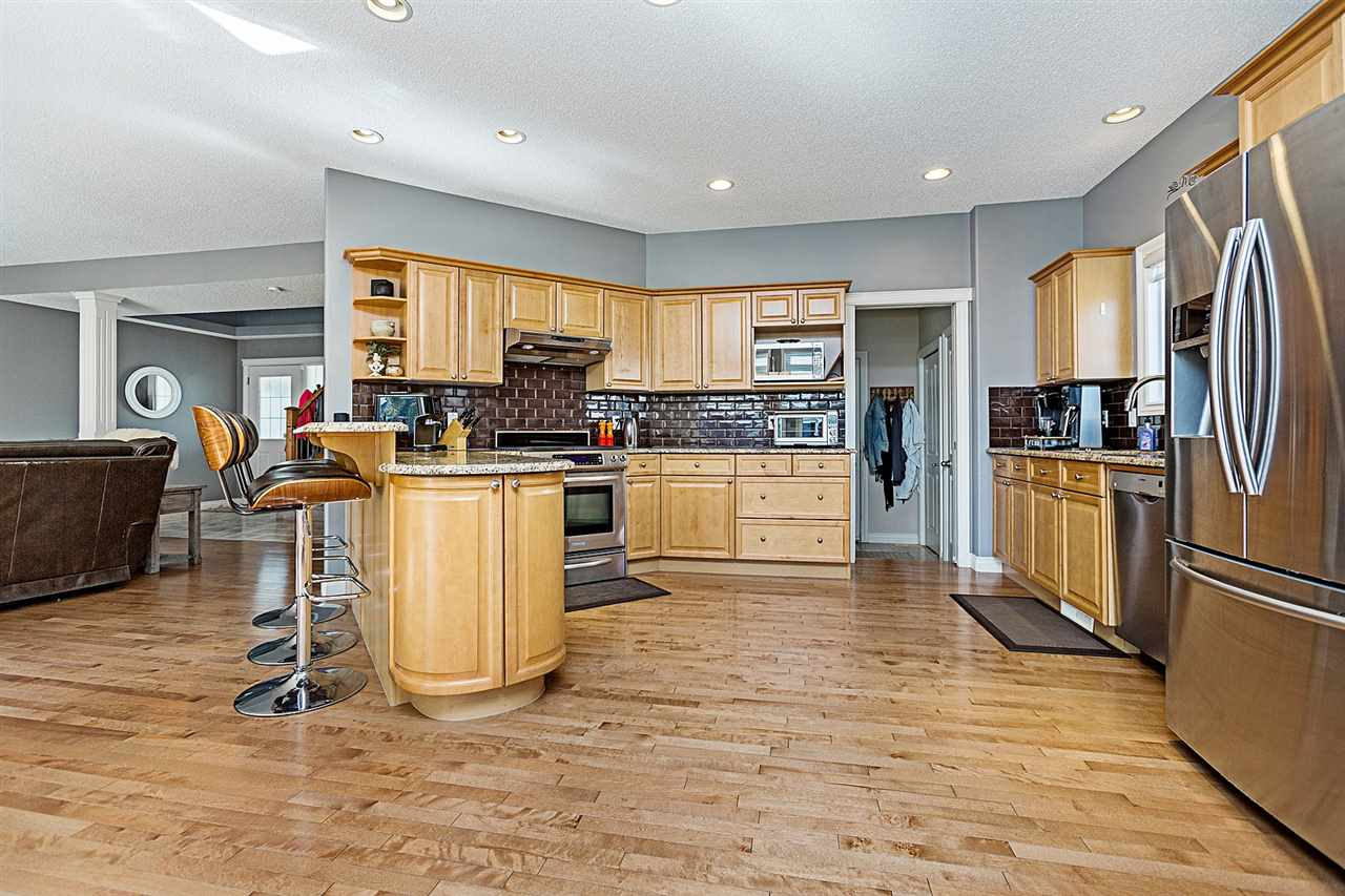 For Sale: 377 Cowan Crescent, Sherwood Park, AB | 4 Bed, 3 Bath House for $619,900. See 30 photos!