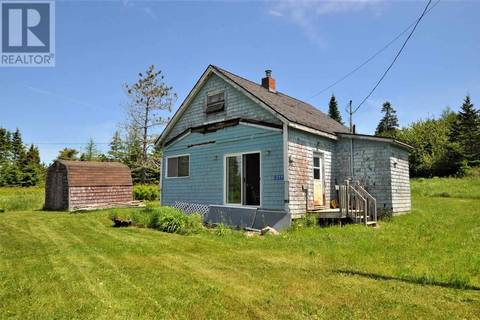 House for sale at 377 Chezzetcook Rd East East Chezzetcook Nova Scotia - MLS: 201914826