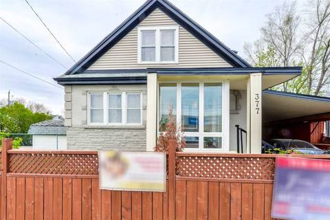 House for sale at 377 Parkdale Ave Hamilton Ontario - MLS: X4455940