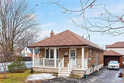 House for sale at 377 Rimilton Ave Toronto Ontario - MLS: W4384729
