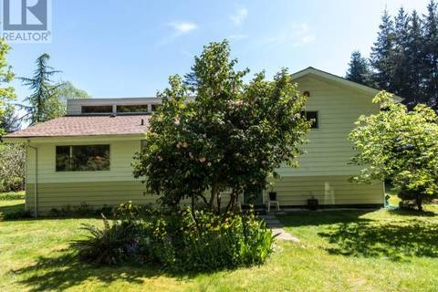 House for sale at 3770 Shell Beach Rd Ladysmith British Columbia - MLS: 454391