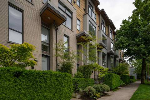 Townhouse for sale at 3774 Commercial St Vancouver British Columbia - MLS: R2371930