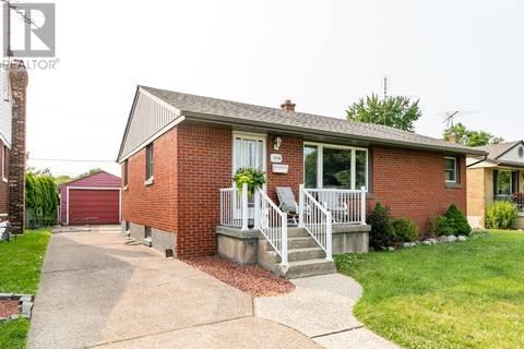 House for sale at 3778 Hillcrest Blvd Windsor Ontario - MLS: 19021420