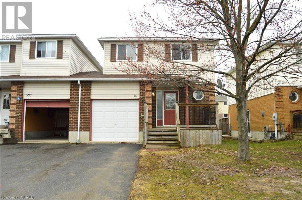 House for sale at 378 Champlain St North Bay Ontario - MLS: 191311