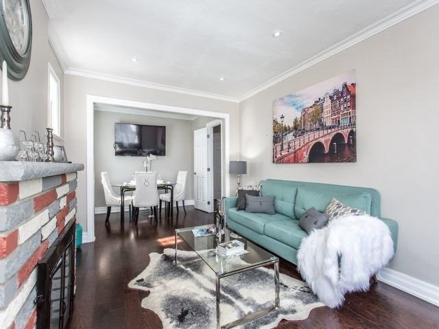 For Sale: 378 Oconnor Drive, Toronto, ON | 2 Bed, 2 Bath House for $820,000. See 20 photos!
