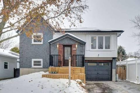 House for sale at 378 Sekura St Cambridge Ontario - MLS: X4638712