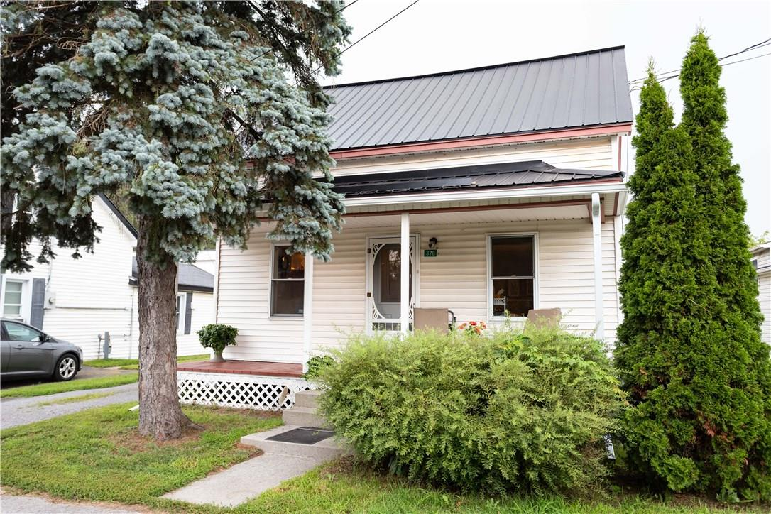 Removed: 378 St Joseph Street, Alfred, ON - Removed on 2019-01-01 05:24:08