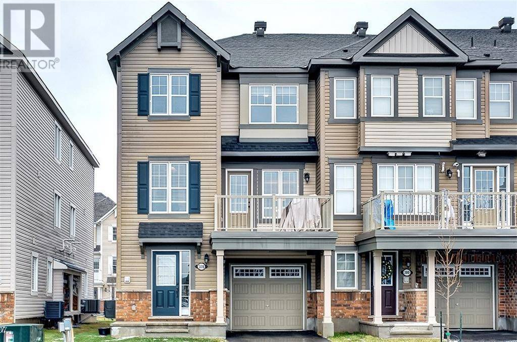 Townhouse for sale at 378 Willow Aster Circ Orleans Ontario - MLS: 1177261