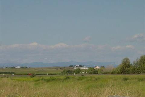 Home for sale at 378052 Tiki Ranch Pl West Rural Foothills County Alberta - MLS: C4285070