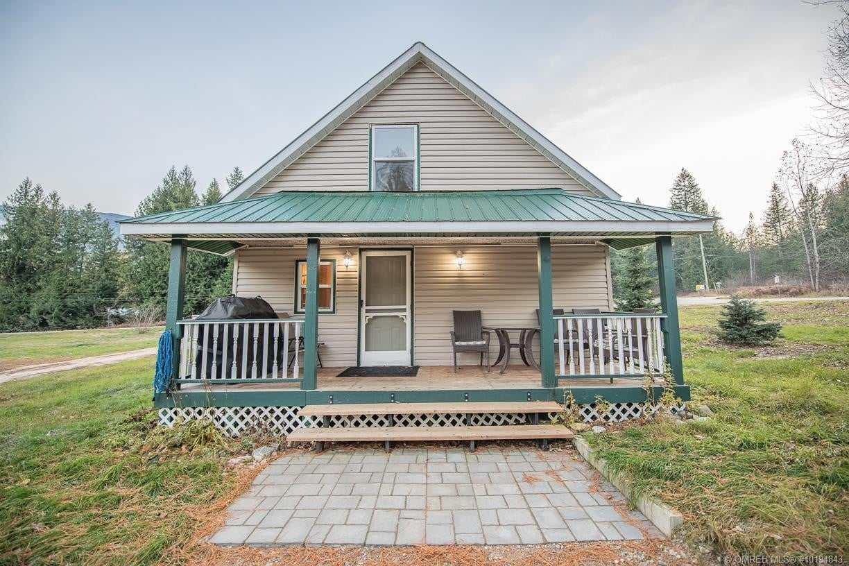 House for sale at 3785 Sommerville-husted Rd Malakwa British Columbia - MLS: 10194843