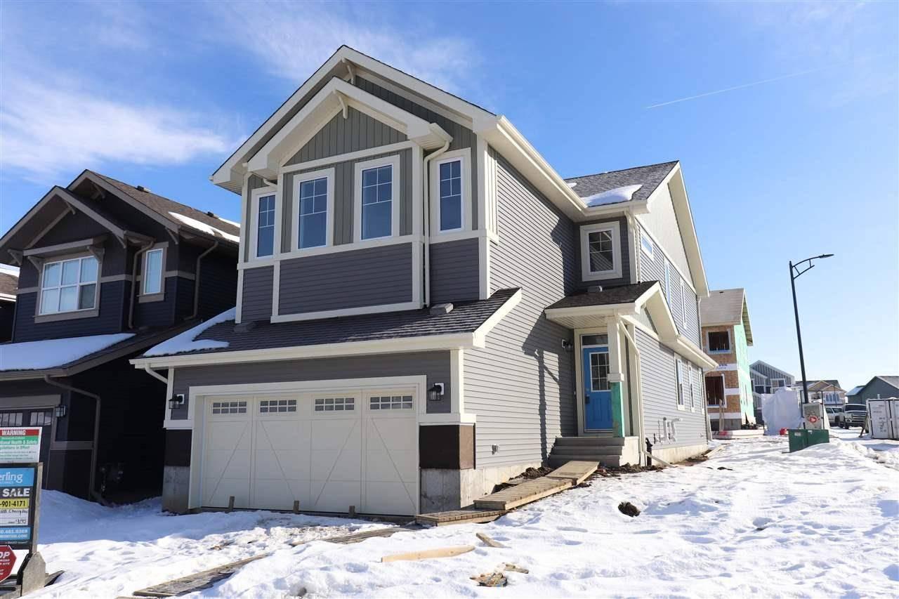 House for sale at 3788 Cherry Lo  Sw Edmonton Alberta - MLS: E4186889