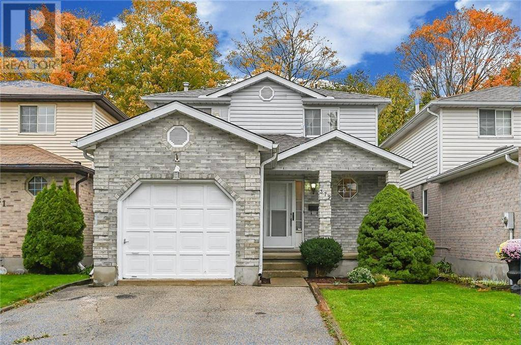 House for sale at 379 Auden Rd Guelph Ontario - MLS: 30772379