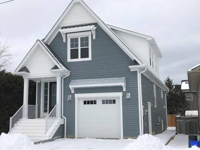 House for sale at 379 Fifth St Collingwood Ontario - MLS: S4633239