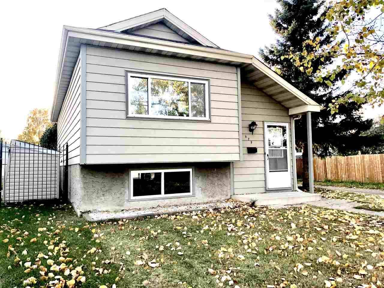 House for sale at 379 Kirkpatrick Cres Nw Edmonton Alberta - MLS: E4176313