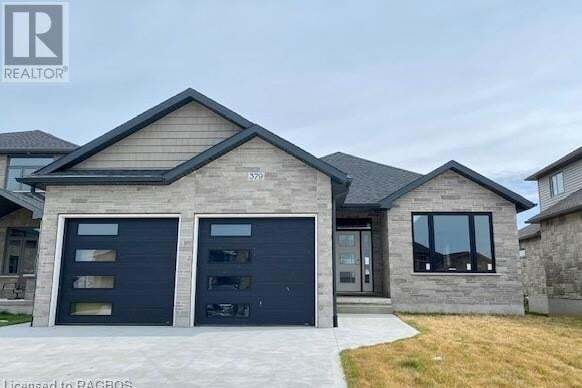 House for sale at 379 Northport Dr Port Elgin Ontario - MLS: 271456