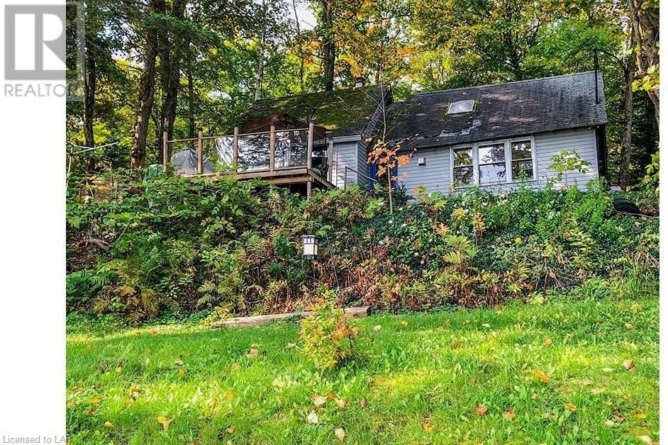 House for sale at 379 West Fox Lake Rd East Huntsville Ontario - MLS: 40020891