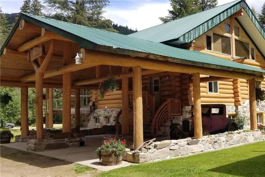 House for sale at 3790 Blythe Rhone Rd Westbridge British Columbia - MLS: 10163038