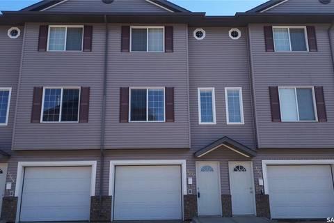 Townhouse for sale at 3790 Cormorant Dr E Regina Saskatchewan - MLS: SK802791