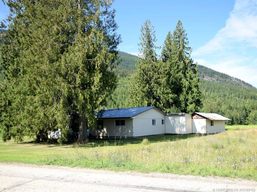 House for sale at 3794 Trinity Valley Rd Enderby British Columbia - MLS: 10189163