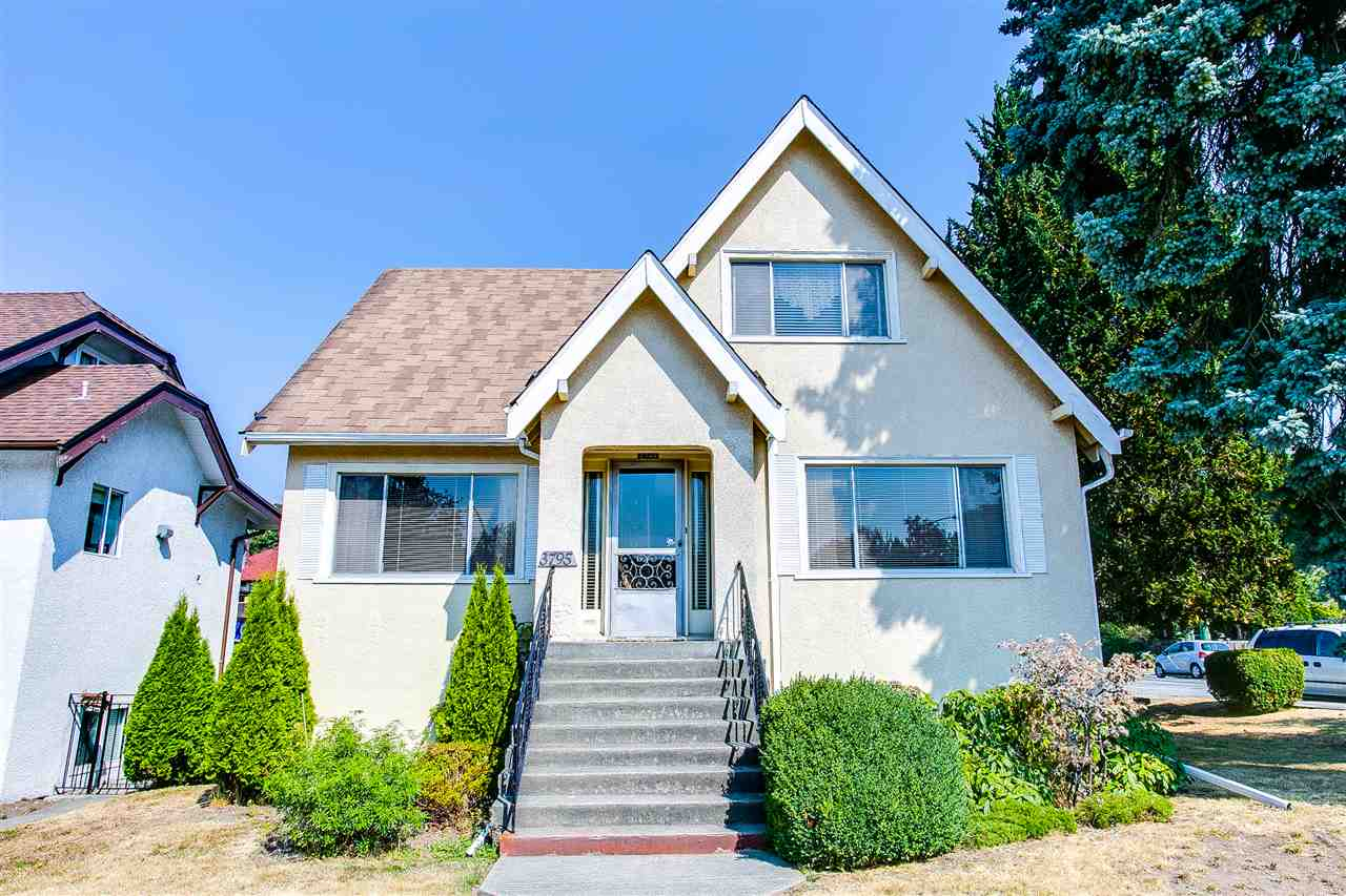 Sold: 3795 Oxford Street, Burnaby, BC