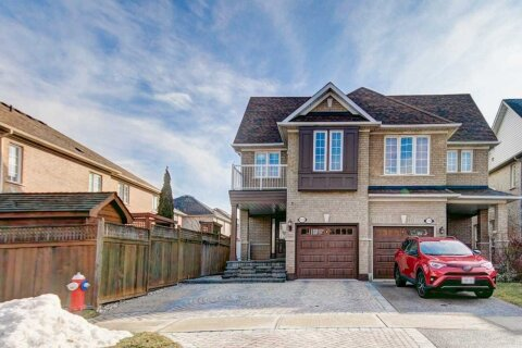 Townhouse for sale at 3796 Freeman Terr Mississauga Ontario - MLS: W5086536