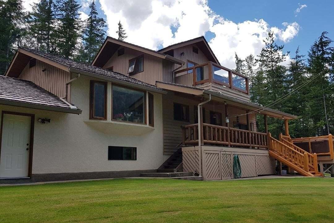 House for sale at 3796 Rock Island Road  Nakusp British Columbia - MLS: 2452277