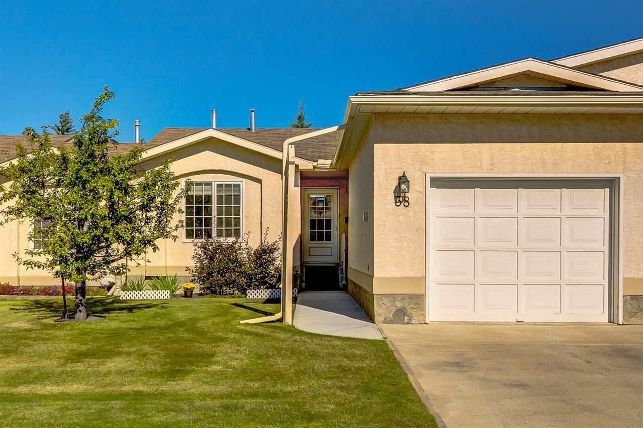 Townhouse for sale at 10 Grange Dr Unit 38 St. Albert Alberta - MLS: E4213948