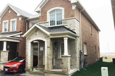 Townhouse for sale at 1000 Asleton Blvd Unit 38 Milton Ontario - MLS: W4495155