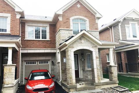 Townhouse for sale at 1000 Asleton Blvd Unit 38 Milton Ontario - MLS: W4570912