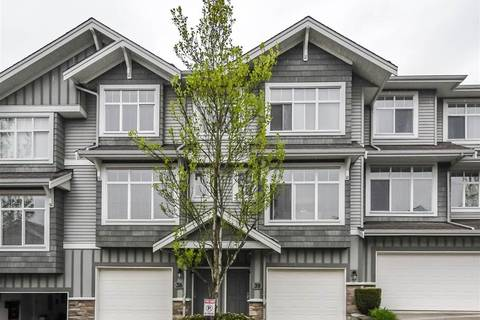 Townhouse for sale at 11282 Cottonwood Dr Unit 38 Maple Ridge British Columbia - MLS: R2373154