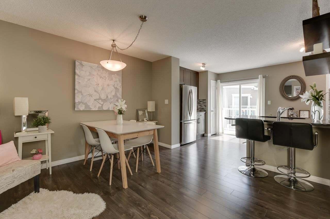 Townhouse for sale at 1140 Chappelle Bv SW Unit 38 Edmonton Alberta - MLS: E4199092