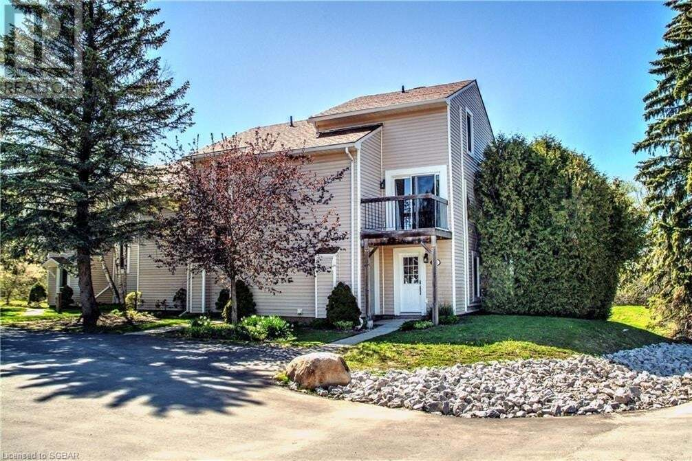 Home for sale at 127 Alfred St W Unit 38 Thornbury Ontario - MLS: 260340