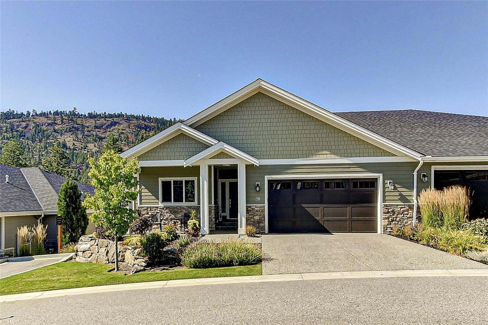 Townhouse for sale at 1450 Union Rd Unit 38 Kelowna British Columbia - MLS: 10215127