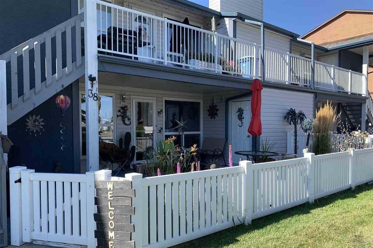 Townhouse for sale at 14620 26 St NW Unit 38 Edmonton Alberta - MLS: E4213865