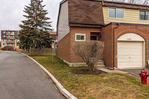 Condo for sale at 1481 Ester Dr Burlington Ontario - MLS: W4723982