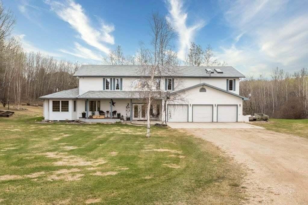 House for sale at 1510 Parkland Dr Unit 38 Rural Parkland County Alberta - MLS: E4196614