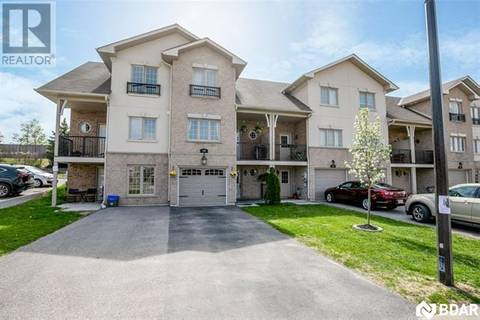 Townhouse for sale at 175 Stanley St Unit 38 Barrie Ontario - MLS: 30747461