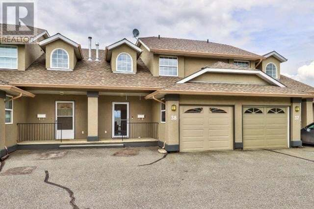 Townhouse for sale at 1750 Mckinley Crt  Unit 38 Kamloops British Columbia - MLS: 157265