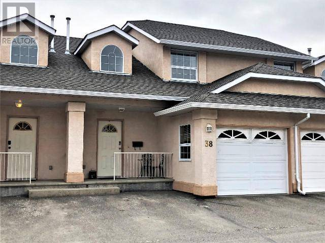 Townhouse for sale at 1775 Mckinley Crt  Unit 38 Kamloops British Columbia - MLS: 155959