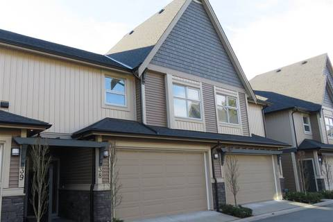 Townhouse for sale at 19095 Mitchell Rd Unit 38 Pitt Meadows British Columbia - MLS: R2352039