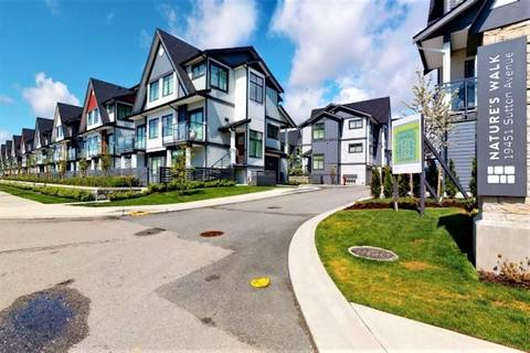 Townhouse for sale at 19451 Sutton Ave Unit 38 Pitt Meadows British Columbia - MLS: R2452117