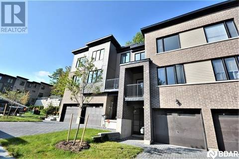 Townhouse for sale at 199 Ardagh Rd Unit 38 Barrie Ontario - MLS: 30673995