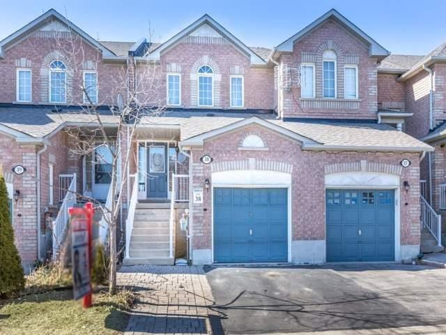 Sold: 38 - 21 Eastview Gate, Brampton, ON